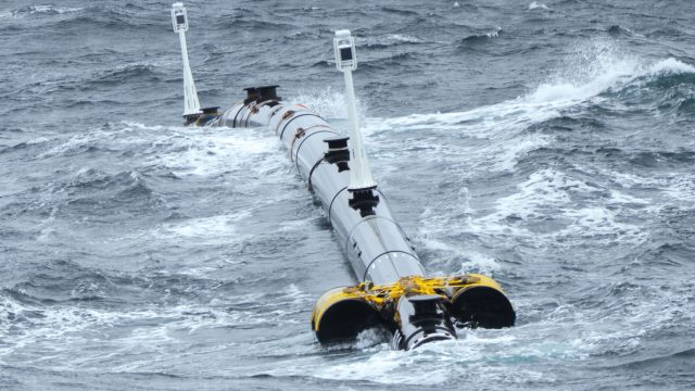 In May 2018, a 120-meter section of the system successfully passed a tow test in the Pacific Ocean, being subjected to waves of up to 5 meters.
