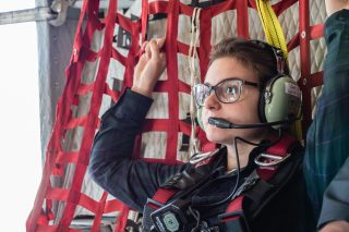 Aerial Expedition safety training