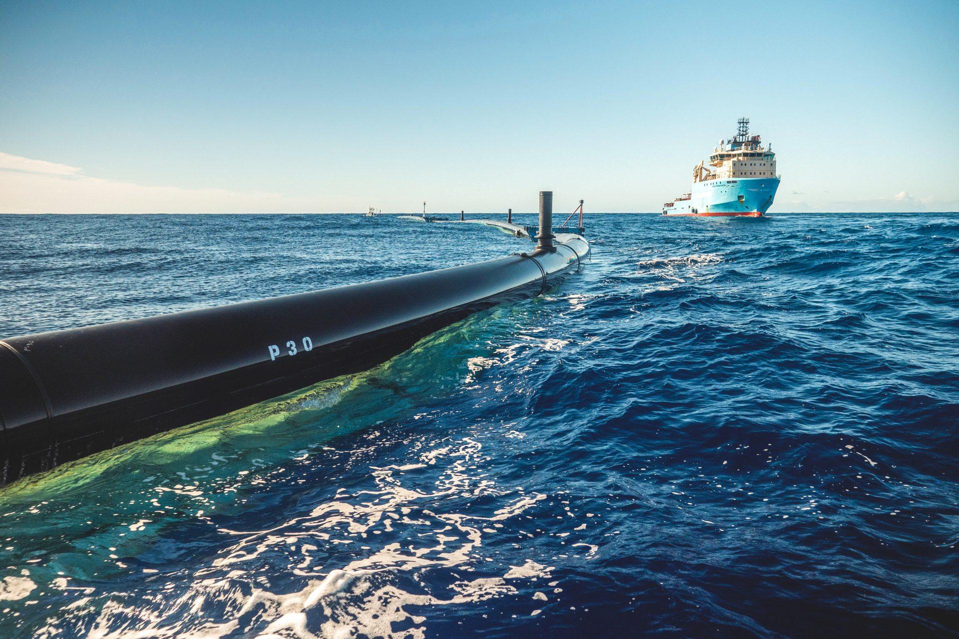 Ocean Cleanup innovation environnementale