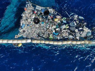 Plastic in System 001/B, 2019