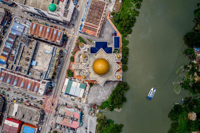 Interceptor 002, in Klang River, Malaysia