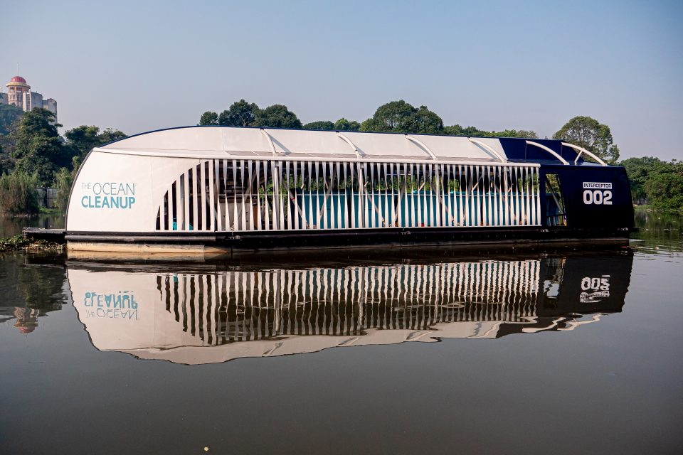 Interceptor 002 in Klang River, Malaysia