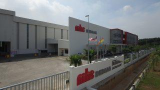 MHE-Demag's manufacturing facility in Bukit Raja, Klang, Malaysia