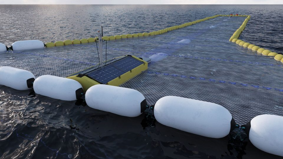 Over and underwater cameras will monitor the retention zone on System 002, set to be launched end of July 2021